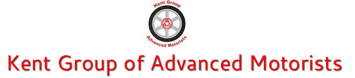 Kent Group of Advanced Motorists